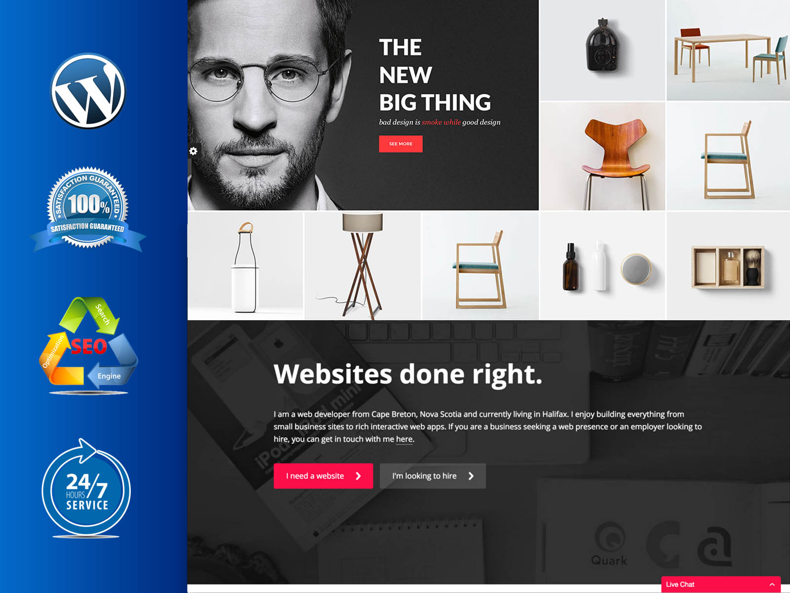 WordPress Premium Theme